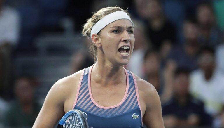 Cibulkova liek punktu tenisistes karjerai