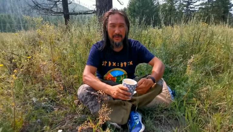 Шамана Габышева, возобновившего поход на Москву, вновь задержали