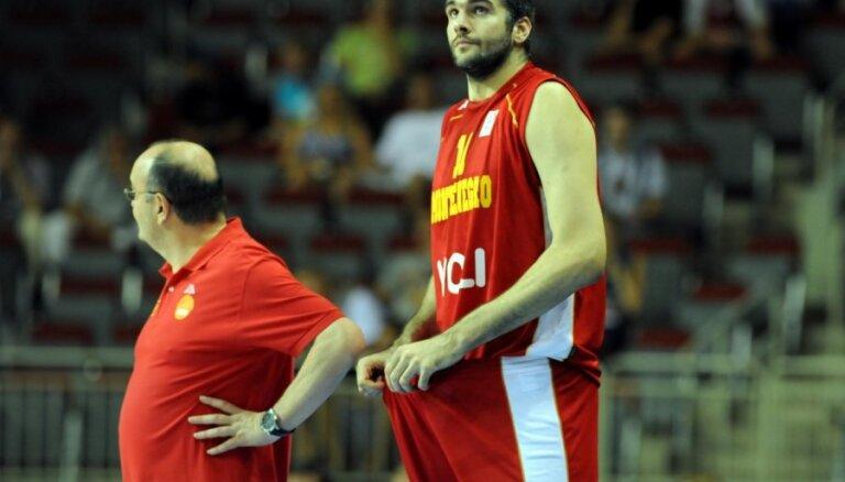 Latvijas pretiniece Melnkalne nosaukusi divpadsmitnieku uz 'Eurobasket 2013'