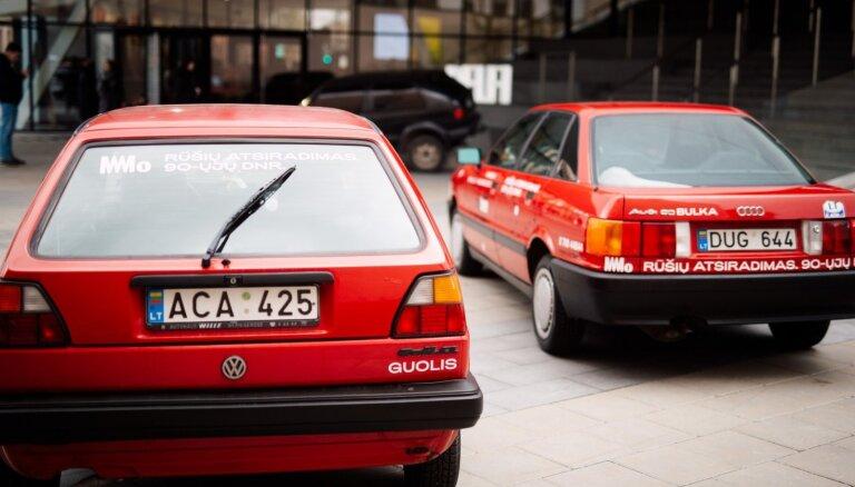 Lietuvā maksās 1000 eiro kompensāciju par vecā auto nomaiņu pret ekoloģiski nekaitīgāku
