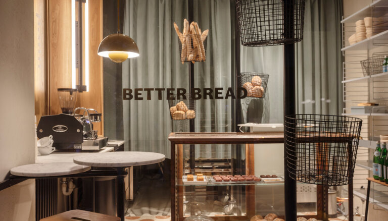 В центре Риги открылась безглютеновая булочная