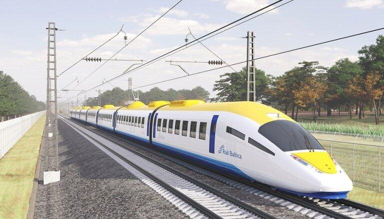 Lai sagatavotos 'Rail Baltica' būvniecības iepirkumiem, uzsāk tirgus aptauju