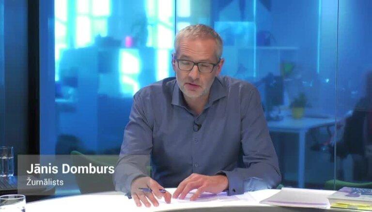 'Delfi TV ar Jāni Domburu'- atbild Valdis Zatlers. Pilns ieraksts