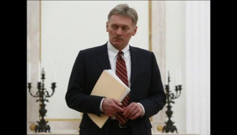 Песков: встреча Путина с Тиллерсоном была конструктивной