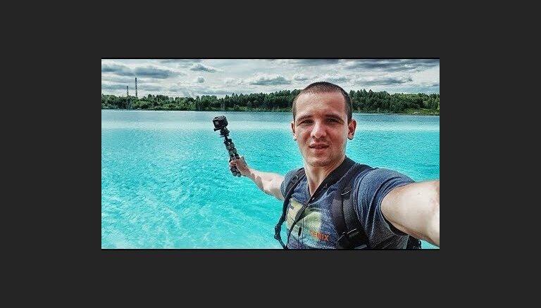 """ФОТО, ВИДЕО. """"Новосибирские Мальдивы"""": манящее озеро с бирюзовой водой, которое на самом деле очень опасно"""