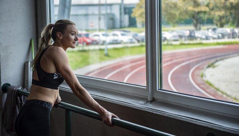 Vai Laura Ikauniece joprojām ir Latvijas olimpiskā cerība?