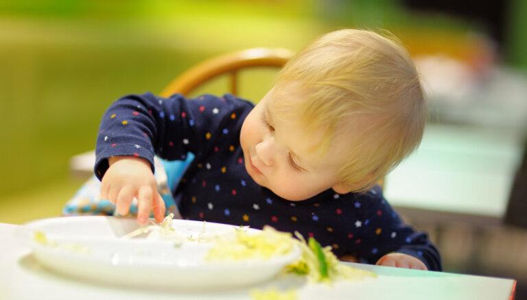 Vitamīnu deva mazam bērnam jeb Vai ar uzturu vien mūsdienās pietiek