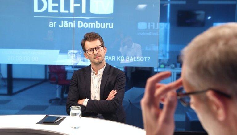 'Vai politiķi prot pārdot Latviju' – reklāmista Rubīna vērtējums. Pilns ieraksts