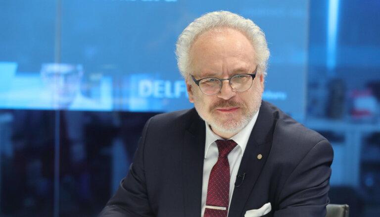 Сегодня вступает в должность новый президент Латвии Эгил Левитс