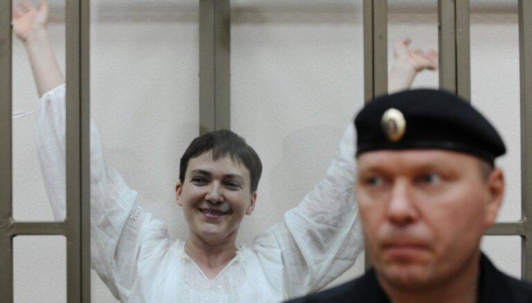 Надежду Савченко могут обменять на Бута и Ярошенко