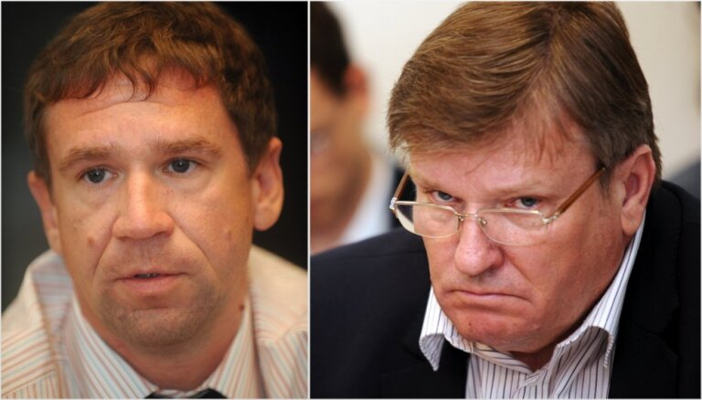 Дело Krājbanka: Антонов и Приедитис получили тюремный срок с конфискацией и взысканием 27 млн евро