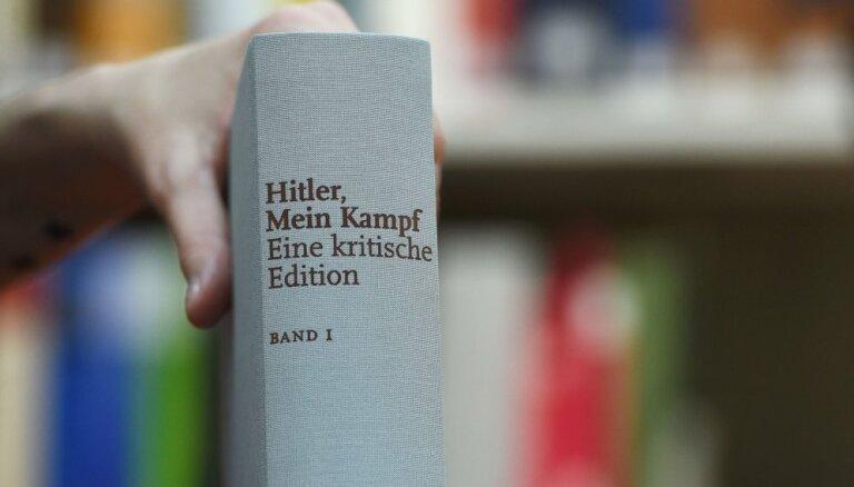 """В Германии неожиданно выросли продажи """"Майн Кампф"""""""