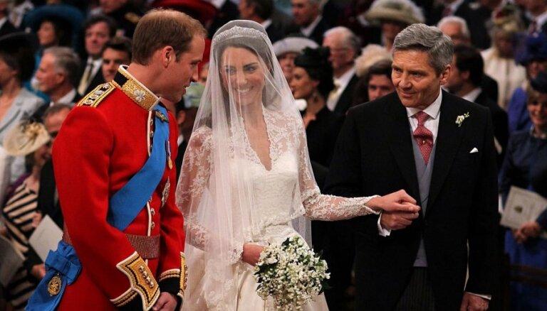 Меню свадебного ужина принца Уильяма и Кейт Миддлтон выставлено на торги