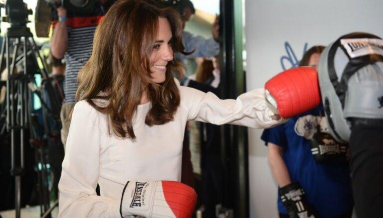 ФОТО: Кейт Миддлтон занялась боксом