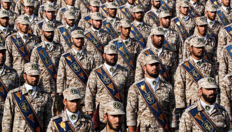 Izraēlas iznīcināšana ir sasniedzams mērķis, domā Irānas ģenerālis