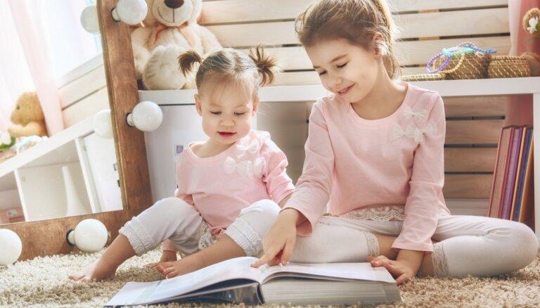 Izdevniecības iesaka astoņas grāmatas, ko ar prieku lasīs gan bērndārznieki, gan skolēni