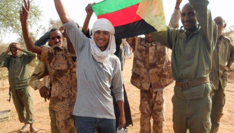 Латвийские военные отправятся в Мали