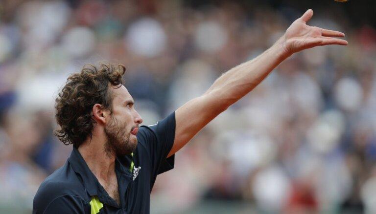 Gulbim cīņa par karjeras pirmo 'Grand Slam' turnīra pusfinālu