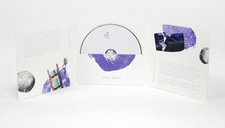 Fonds 'Viegli' izdevis mūzikas albumu 'Visu gaisu'