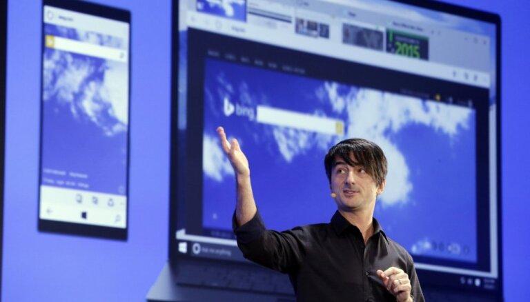 Pirmajās 24 stundās 'Windows 10' uzinstalēts 14 miljoniem datoru