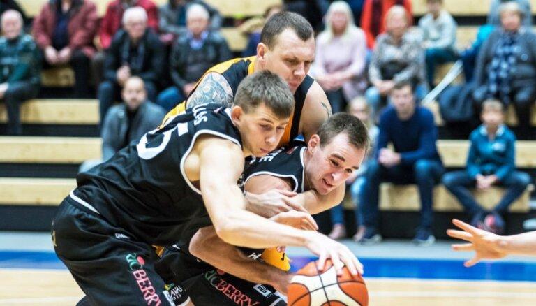 'OlyBet' basketbola līga: 'Jēkabpils/SMScredit.lv' - 'Betsafe/Jūrmala'. Spēles pilns ieraksts