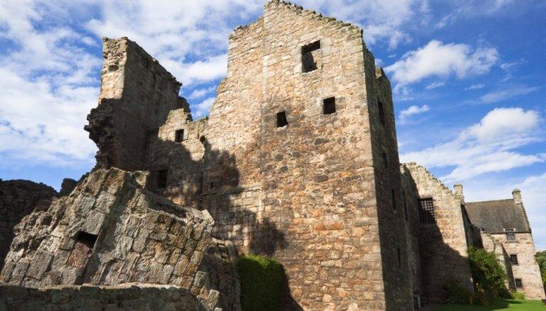 Aberdūra – viena no senākajām pilīm Skotijā