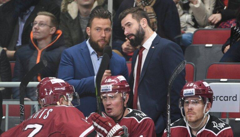 Rīgas 'Dinamo' treneru korpusu papildina Lūsiņš, Kuļibaba un Orehovskis