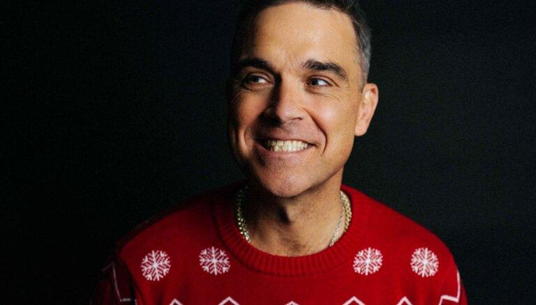 Noklausies! Robijs Viljamss priecē ar jaunu Ziemassvētku dziesmu
