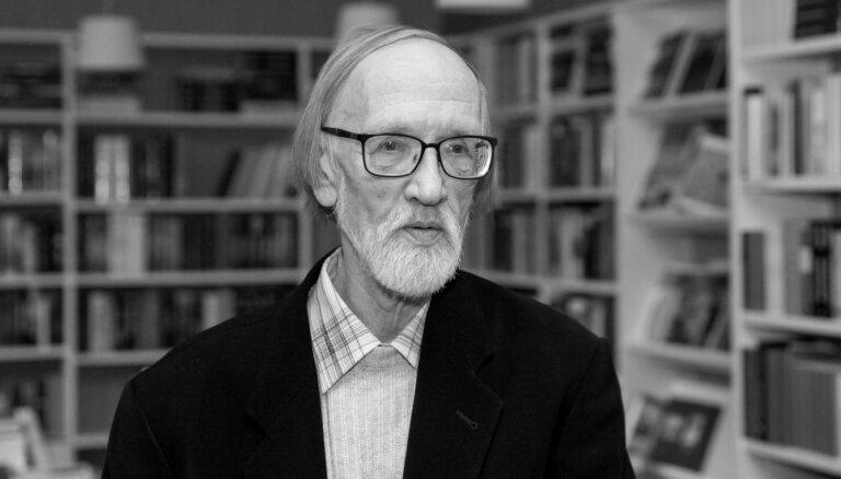 'Sabiedrība ir zaudējusi unikālu personību – mākslu bruņinieku'. Arno Jundze par Leonu Briedi