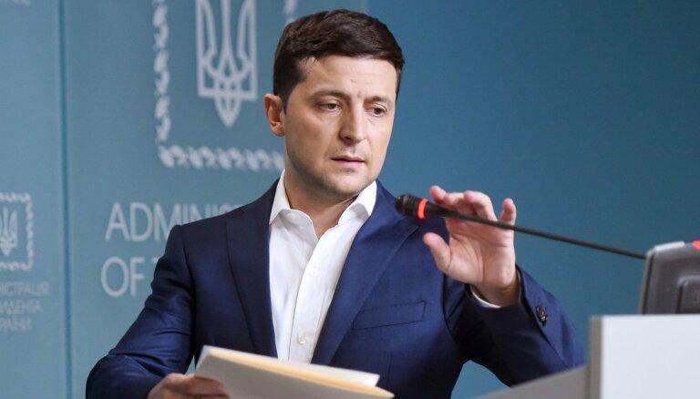 Зеленский заявил о единственно возможном решении проблемы с Nord Stream 2