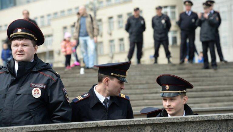 За время ЧМ-2016 из сотни задержанных оказался один гражданин Латвии