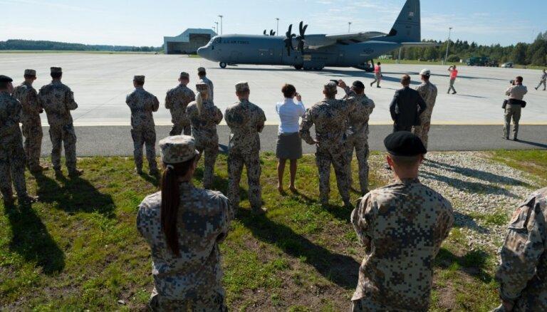 НВС Латвии получат в дар от США тактические радиолокаторы