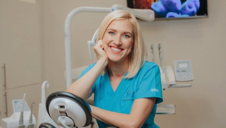 Зубные имплантаты: опыт стоматолога Мары Валдмане в роли пациента