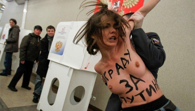 В России девушек Femen объявят персонами нон грата