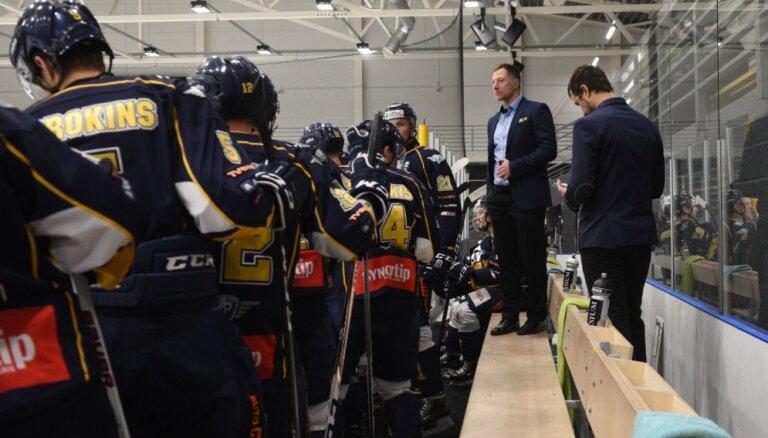 'Kurbads' izvirzās vadībā OHL pusfināla sērijā pret 'Liepāja/Optibet'