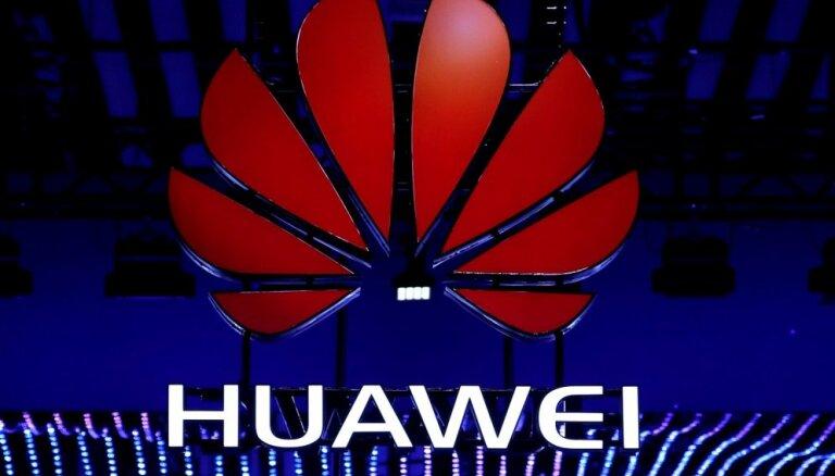 Laikraksts: ASV mudina sabiedrotās valstis atteikties no 'Huawei' iekārtu izmantošanas