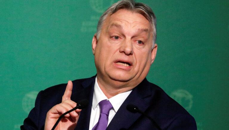 Ungārija pikta uz Ziemeļvalstīm par 'viltus ziņu' izplatīšanu