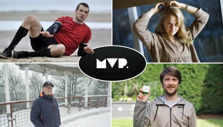 'MVP': Dukura atvadas, Rēdliha vīnogulāji un latviešu Useins Bolts