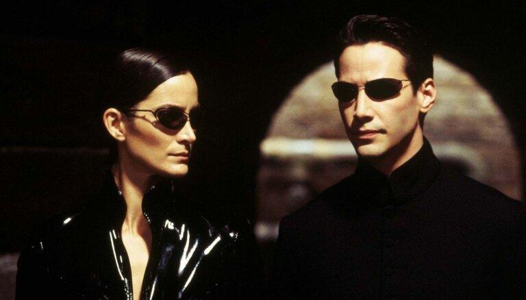 Uz ekrāniem atgriezīsies 'The Matrix' ar Kianu Rīvsu un Keriju Annu Mosu