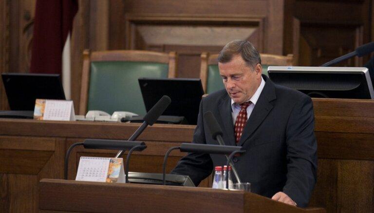 Непрошедший в Сейм депутат будет оспаривать результаты выборов в суде