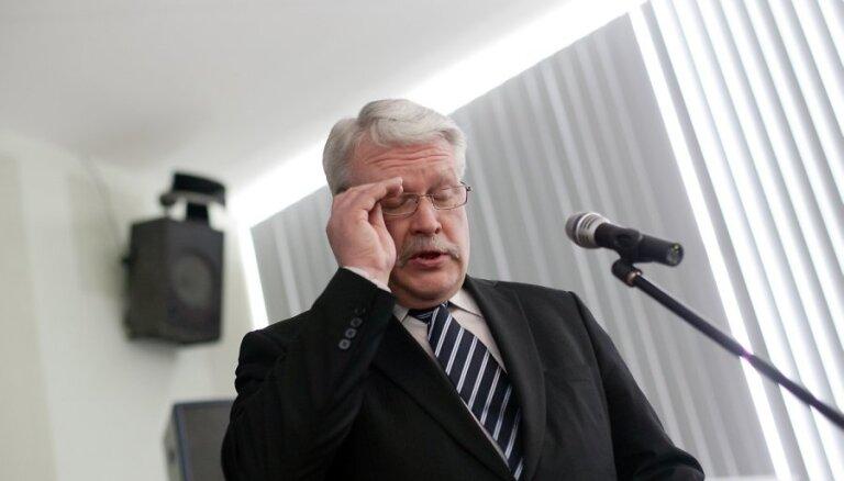 Дуклавс: этот год не был успешным ни для одной отрасли сельского хозяйства