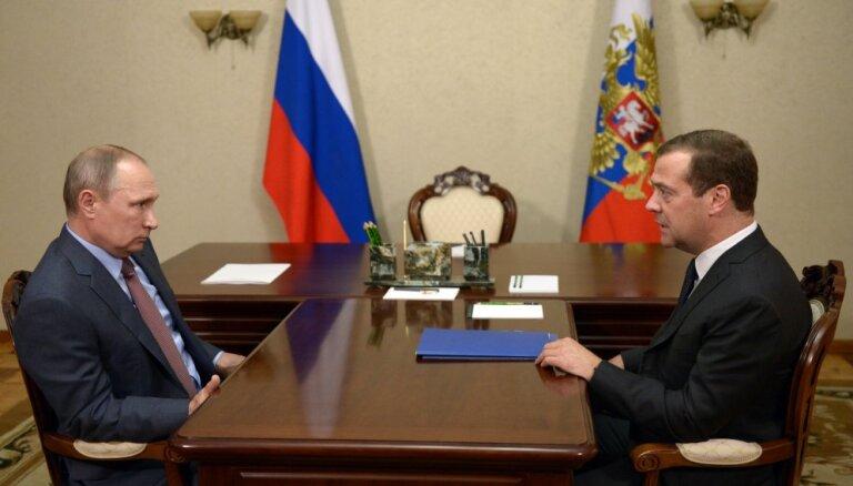 Путин начал реформу Конституции РФ, Медведев ушел в отставку, в России новый премьер. Вкратце о том, что произошло