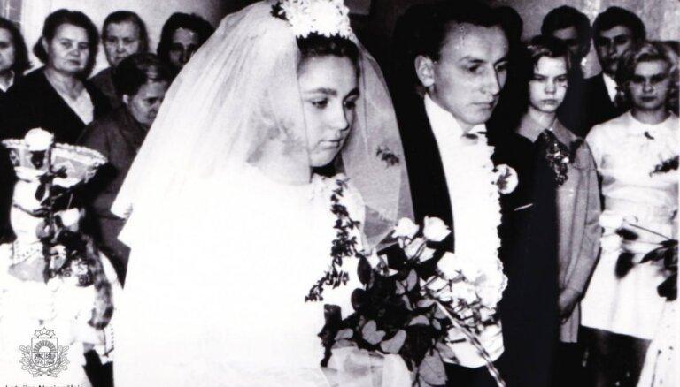 Ceļojums laikā: 20. gadsimta kāzu kleitu mode