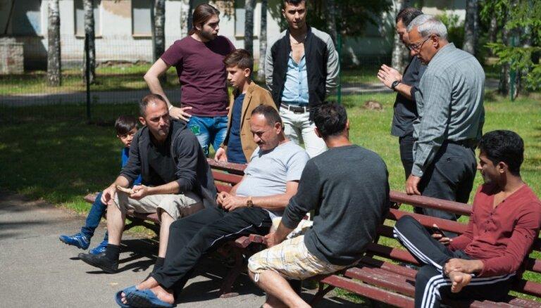 Латвия предоставила убежище первым иностранцам, прибывшим из Греции