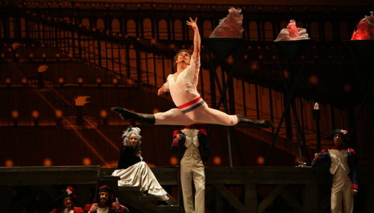 В Латвии выступят ведущие солисты балета московского Большого театра