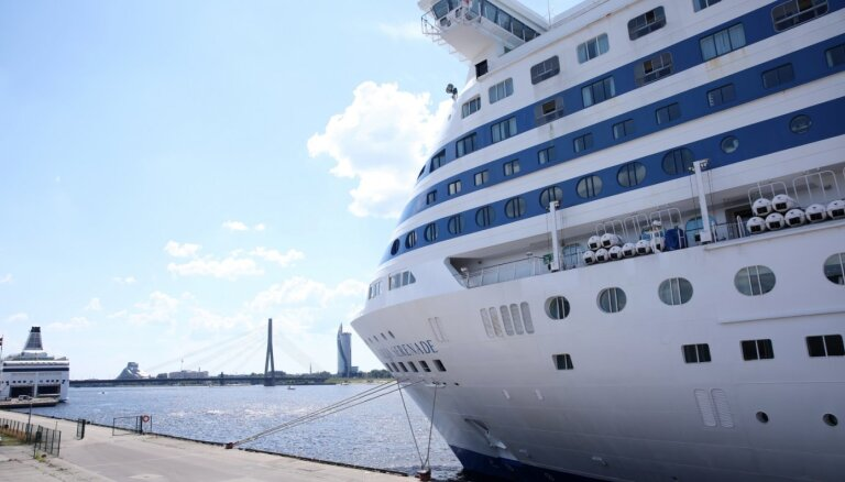 Tallink Grupp - о круизах без высадки на берег, обслуживании саммита G7 и о том, когда паромы снова начнут курсировать из Риги