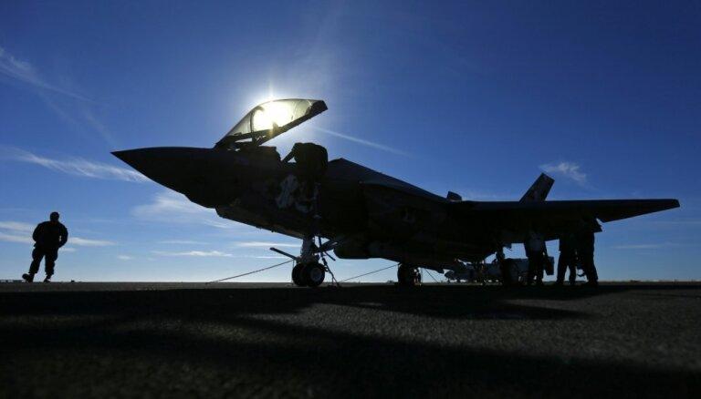 ASV palielinās militāro budžetu, lai turētos pretī Krievijai un cīnītos ar 'Daesh'
