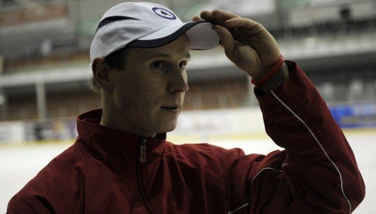Bārtuļa vārti pagarinājumā ļauj 'Mogo'/LSPA OHL čempionātā viesos pārspēt HS 'Rīga'