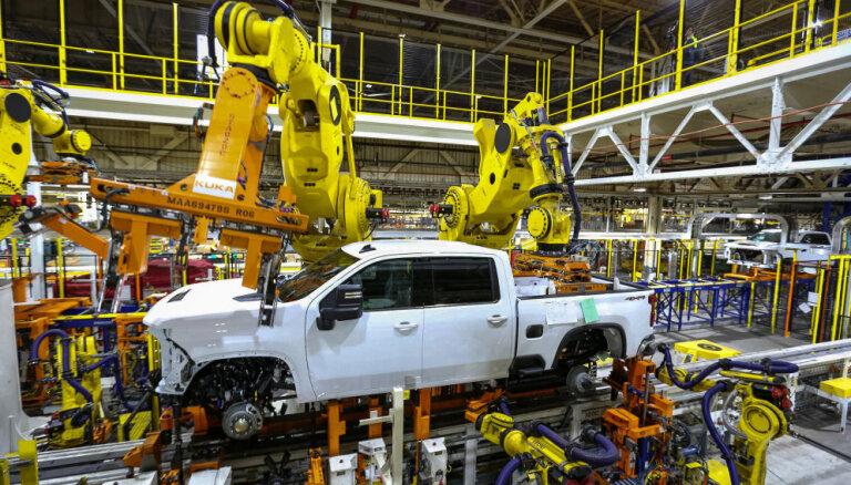 Rūpnīcas no Ķīnas 'atgriezīsies' Eiropā, pārliecināts eksperts