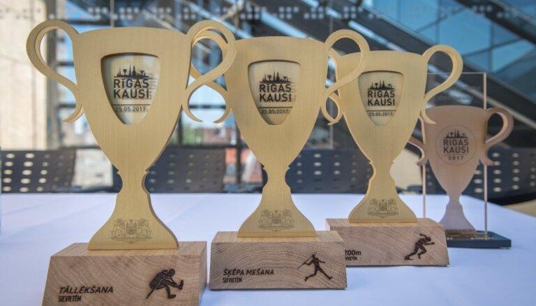 'Rīgas kausi' atkal notiks Ogrē Daugavas stadiona cietā skrejceļa dēļ